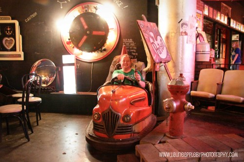 Beer Bumper Car